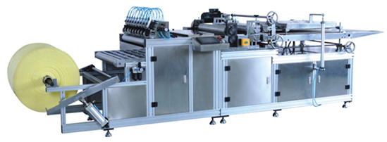 SEGT-600N Full-auto Rotary Pleating Production Line