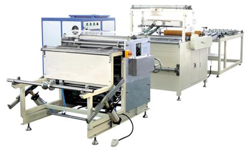 SEWG-700 HEPA Air Filter Mini-pleating Production Line