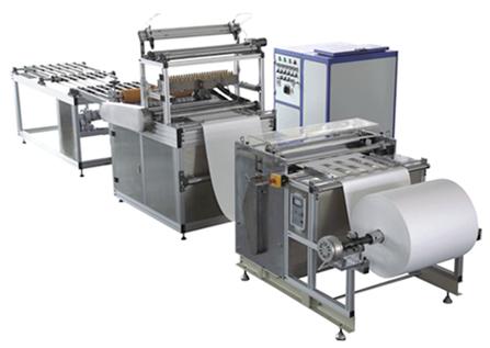 SEWG-700-II HEPA Air Filter Mini-pleating Production Line