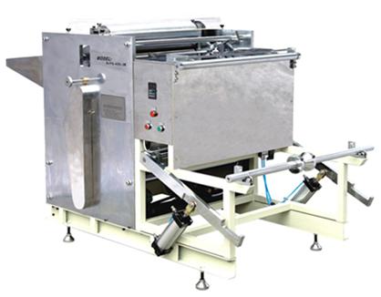 SEYG-650-3R Separated Glass Fiber Pleating Machine