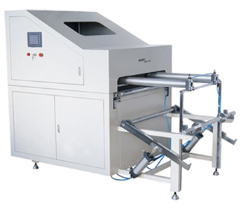 SEZD-700 Composited Materials Pleating Machine