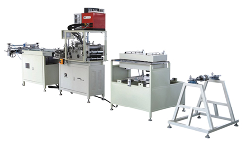 SEPG-350 Panel Air Filter Pleating Production Line