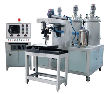 PU-20F Full-auto PU Dispensing Machine for Air Filter