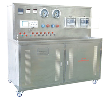 JM-II Oil Filter Impulse Fatigue Tester