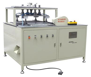SETS-1000 Wire Mesh Trimming Machine