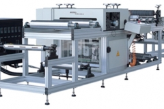 SEWG-630-II Full-auto HEPA Air Filer Mini-pleating Production Line