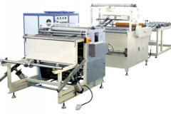 SEWG-700 HEPA Air Filter Mini-pleating Production Line