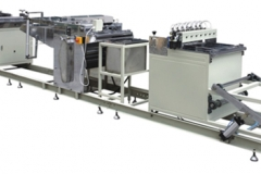 SEGJ-420 Full-auto Rotary ECO Pleating Production Line