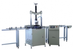 SEFJ-110 Full-auto High Speed Turntable Seaming Machine
